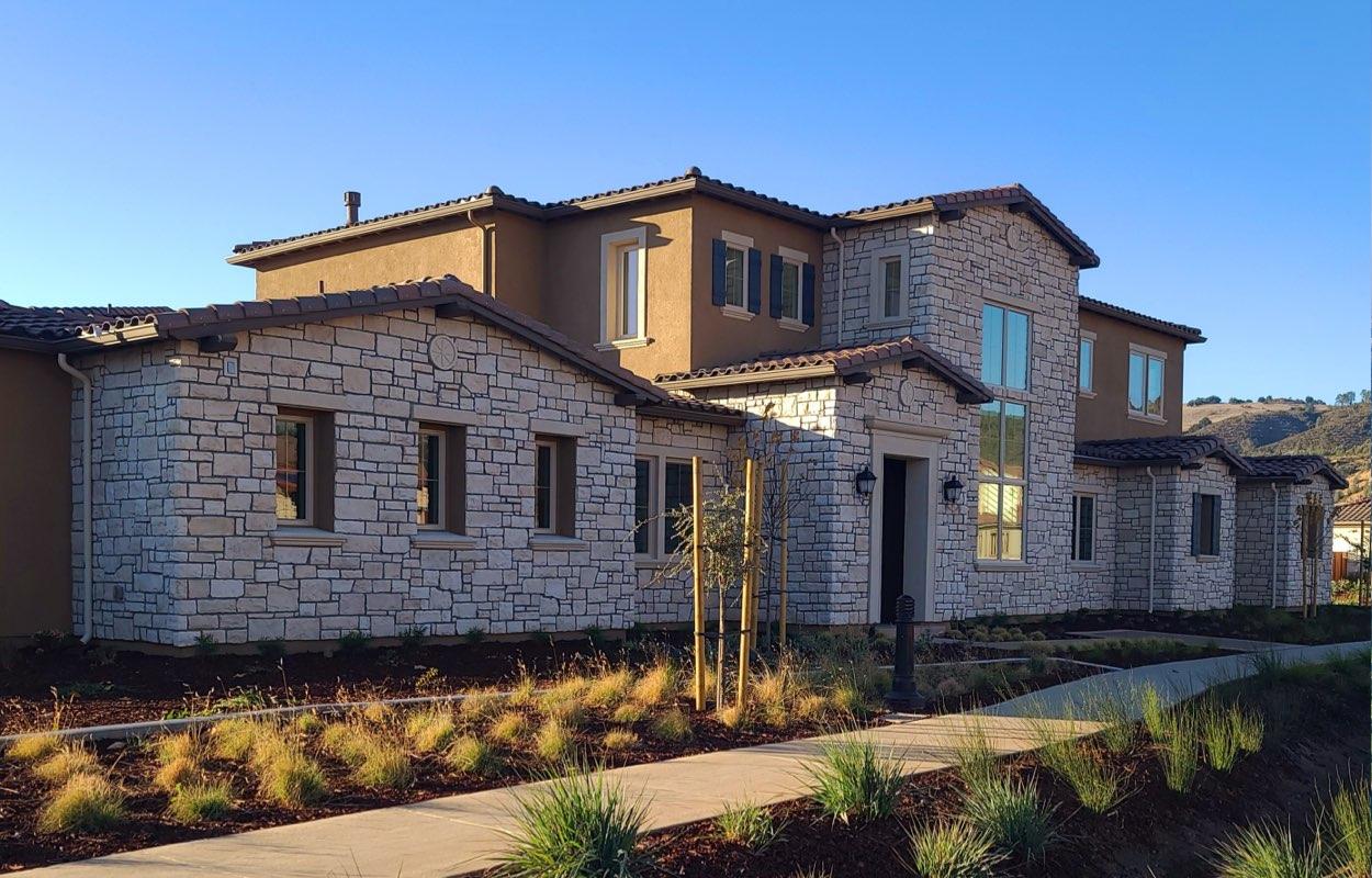 Borello Estates_Single Lot Service_Toll Brothers_Giacalone Design