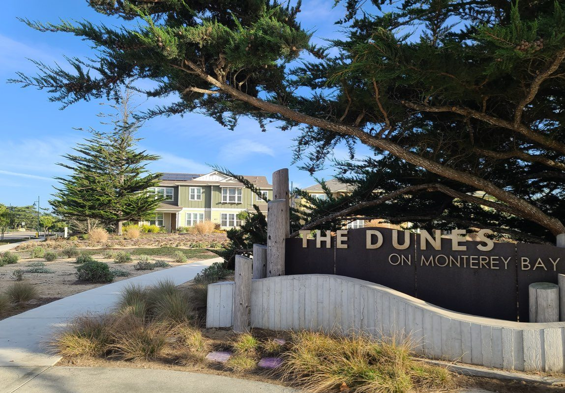 The Dunes on Monterey Bay_Multi Home Dwelling_Giacalone Design